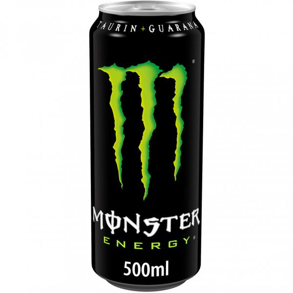 Monster Energy (Einweg)