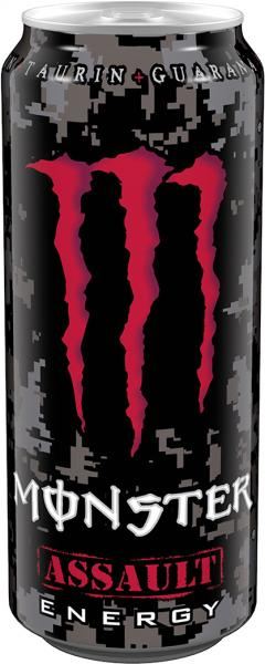 Monster Energy Assault (Einweg)