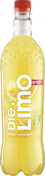 Granini Die Limo Orange + Lemongras (Einweg)