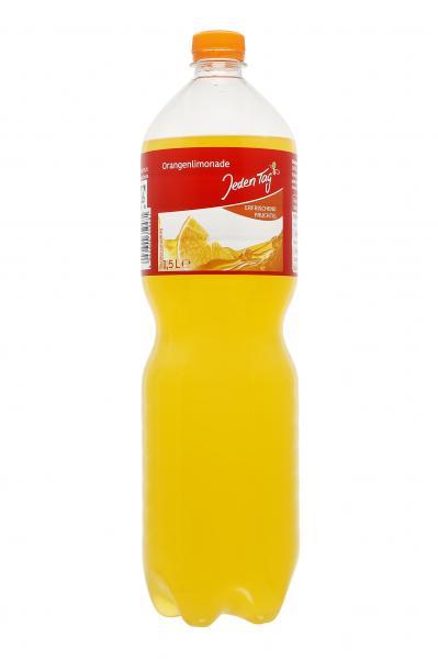 Jeden Tag Orangenlimonade (Einweg)