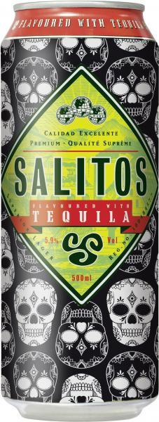 Salitos Flavoured with Tequila Dose (Einweg)