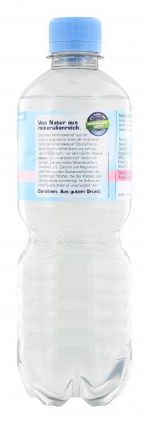 Carolinen Mineralwasser naturelle (Einweg)