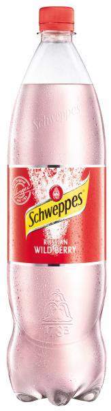 Schweppes Russian Wild Berry (Einweg)