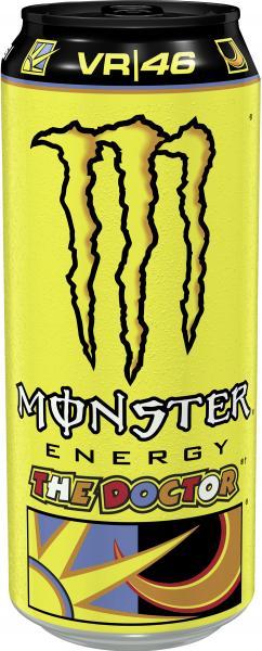 Monster Energy The Doctor (Einweg)