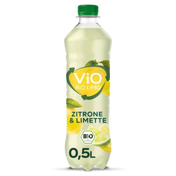 Vio Bio Limo Zitrone-Limette (Einweg)