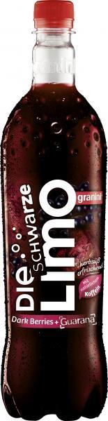 Granini Die Limo schwarz Dark Berries + Guarana (Einweg)