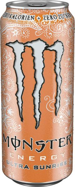 Monster Energy Ultra Sunrise (Einweg)