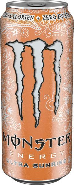 Monster Energy Ultra Sunrise (Einweg)