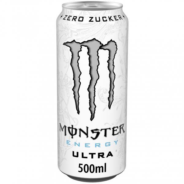 Monster Energy Ultra White (Einweg)