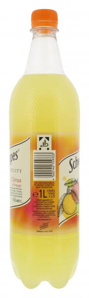 Schweppes Fruity Citrus & Orange (Einweg)