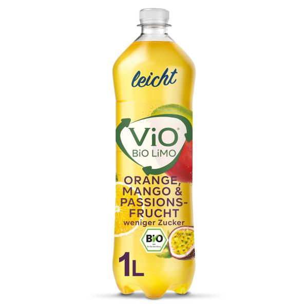 Vio Bio Orange-Mango Passionsfrucht (Einweg)