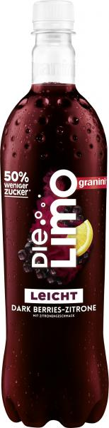 Granini Die Leichte Limo Dark Berries-Zitrone (Einweg)