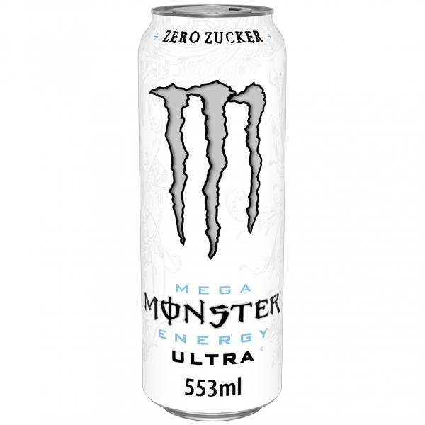 Monster Mega Energy Ultra Zero Zucker (Einweg)