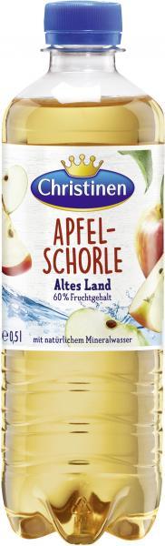 Christinen Apfel-Schorle Altes Land (Einweg)