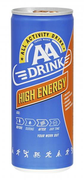 AA Drink High Energy (Einweg)