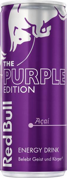 Red Bull Energy Drink The Purple Edition Acai (Einweg)