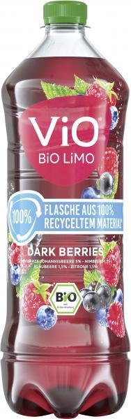 Vio Bio Limo Dark Berries (Einweg)