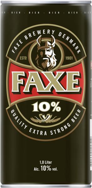 Faxe Bier Extra Strong (Einweg)