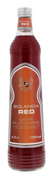 Bolanow Red Likör Blutorange