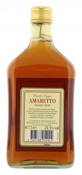 Veccio Ceppo Amaretto Mandel-Liqueur