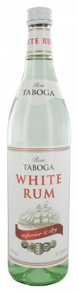 Ron Taboga White Rum Light & Dry
