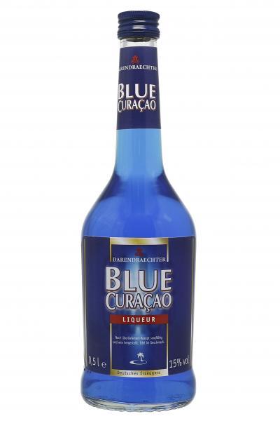 Darendraechter Blue Curacao Liqueur