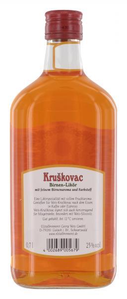 Kruskovac Birnen-Likör