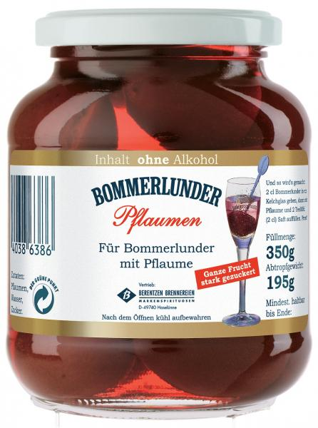 Berentzen Bommerlunder-Pflaumen