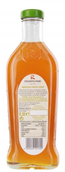 Riemerschmid Frucht-Sirup Maracuja