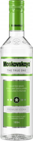 Moskovskaya Russischer Wodka