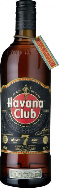 Havana Club Añejo 7 Años Rum