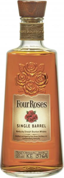 Four Roses Kentucky Straight Bourbon Whiskey 40% Vol.