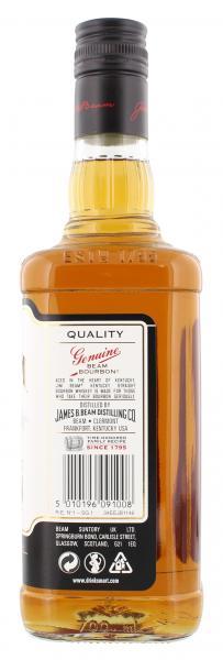 Jim Beam Bourbon Whiskey