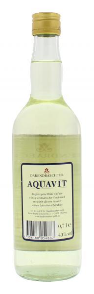 Darendraechter Aquavit