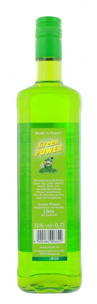 Heydt Green Power