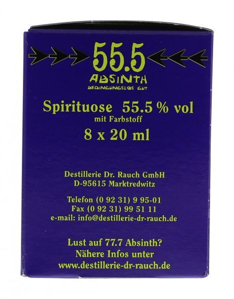 55.5 Absinth Mini