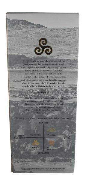 Isle of Jura Single Malt Scotch Whisky
