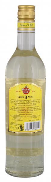 Havana Club Añejo 3 Años Rum