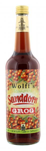 Wolff's Sanddorn-Grog
