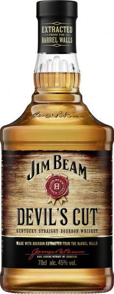 Jim Beam Devil's Cut Kentucky Straight Bourbon Whiskey