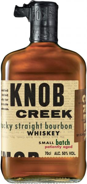 Knob Creek Bourbon Whiskey