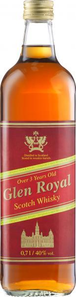Glen Royal Blended Scotch Whisky