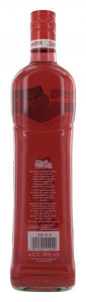 Berentzen Fruchtige Himbeere-Pfirsich