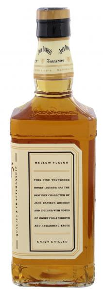 Jack Daniel's Tennessee Honey Whiskey