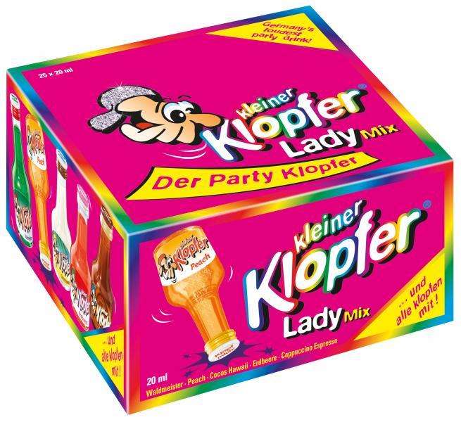 Kleiner Klopfer Lady Mix