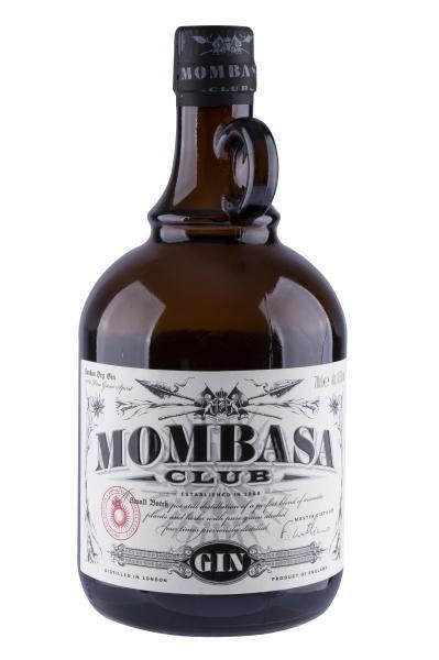 Mombasa Dry Gin
