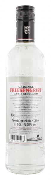 Original Friesengeist aus Friesland
