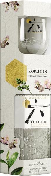 Roku Gin The Japanese Craft Gin