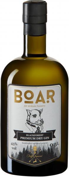 Boar Blackforest Dry Gin