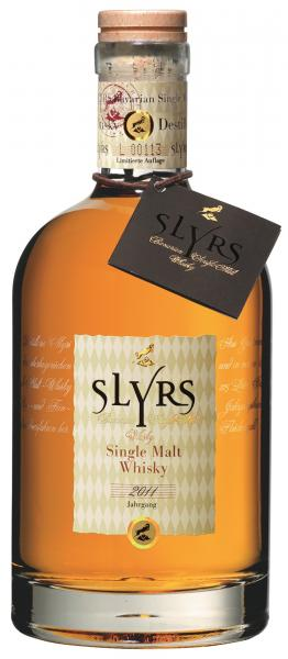 Slyrs Single Malt Bavarian Whisky